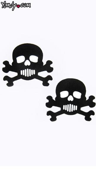 Pastease Skull Pasties