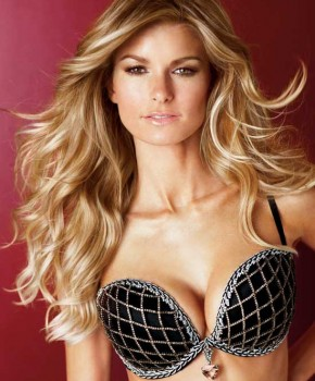Marissa Miller Diamond Bra by Victoria's Secret