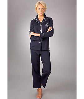 Lauren by Ralph Lauren Heritage Estate Knit Sleepwear