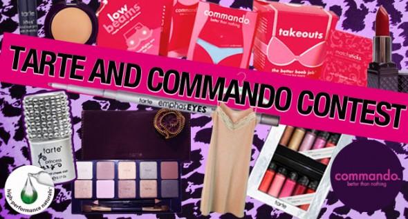 Tarte Commando contest