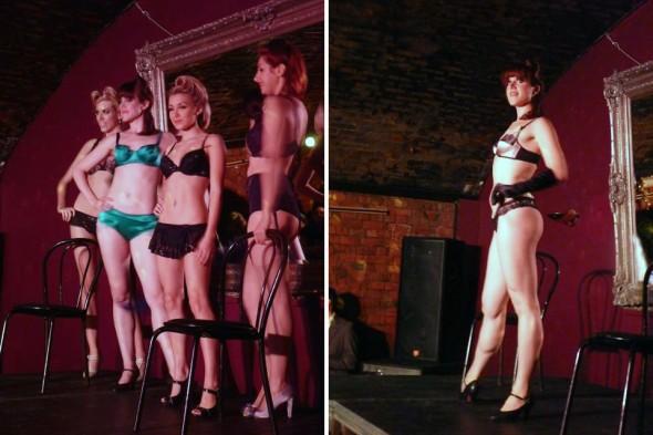 Pudding Burlesque Show