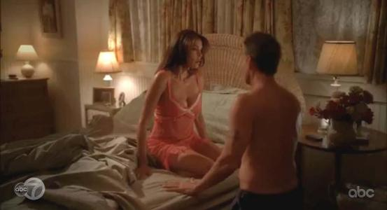 Teri Hatcher in Cosabella