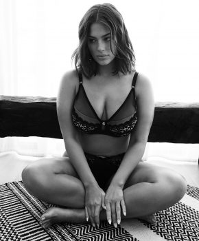 Ashley Graham Lingerie Addition Elle