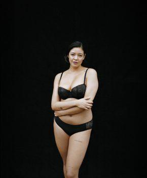 Naomi Shimada Chantelle Lingerie